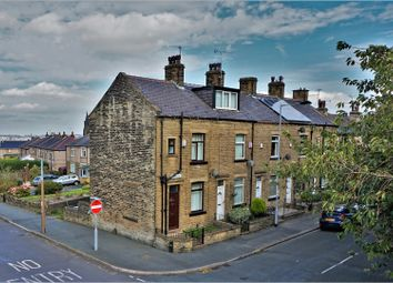 Thumbnail 3 bedroom end terrace house for sale in Hawes Road, Bradford
