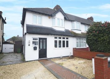 Thumbnail 3 bed end terrace house for sale in Wills Crescent, Whitton, Twickenham