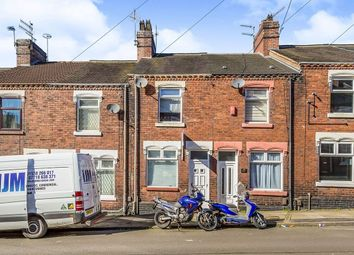 Thumbnail 2 bed terraced house for sale in Acton Street, Stoke-On-Trent