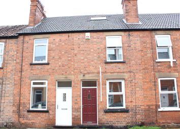 Thumbnail 2 bedroom terraced house for sale in Wright Street, Newark