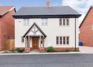 Thumbnail 4 bed detached house for sale in Halesworth, Suffolk, .