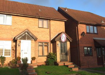 Thumbnail 1 bed terraced house to rent in Thurlow Court, Oakwood, Derby