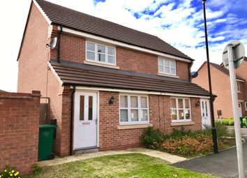 Thumbnail 1 bed semi-detached house to rent in Gibraltar Close, Stoke Village, Coventry