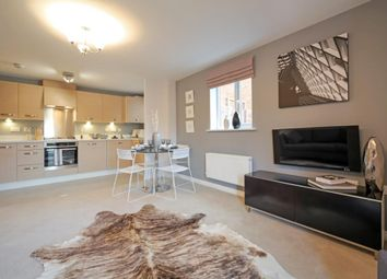 "Thumbnail 2 bedroom flat for sale in ""Plot 246 Emperor House"" at Samuel Jones Crescent, Little Paxton, St. Neots"