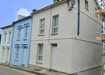 Thumbnail 4 bed end terrace house for sale in Roche Terrace, Porthmadog, Gwynedd