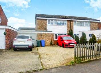 Thumbnail 4 bed semi-detached house for sale in Halifax Road, Bicester