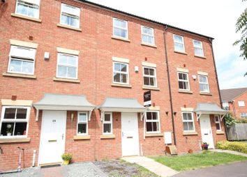 Thumbnail 4 bed terraced house for sale in Sherbourne Drive, Hilton, Derby