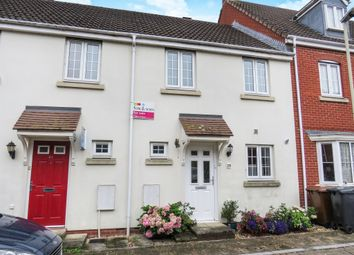 Thumbnail 2 bed end terrace house for sale in Redvers Way, Tiverton