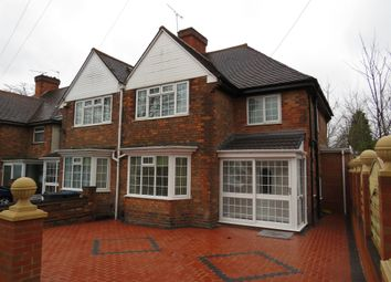 Thumbnail 3 bed semi-detached house for sale in The Broadway, Handsworth, Birmingham