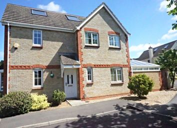 Thumbnail 4 bed detached house for sale in Camford Close, Basingstoke