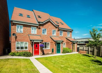Thumbnail 3 bed end terrace house for sale in Silk Court, Ormskirk