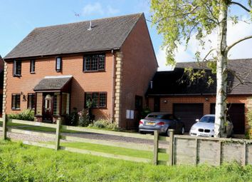 Thumbnail 4 bed detached house for sale in Wanshot Close, Swindon, Wiltshire