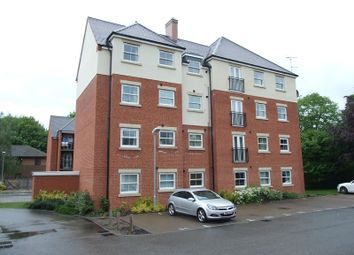Thumbnail 1 bed flat for sale in Ashby Grove, Loughborough