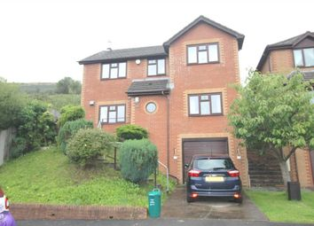 Thumbnail 4 bedroom detached house for sale in Tyntyla Park, Llwynypia, Tonypandy