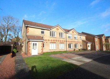 Thumbnail 2 bed flat for sale in Vryburg Crescent, Lindsayfield, East Kibride