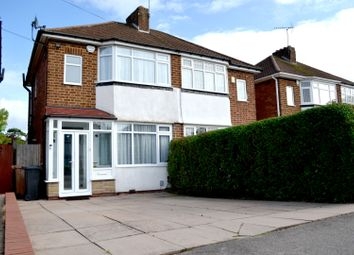 Thumbnail 2 bed semi-detached house for sale in Marcot Road, Solihull