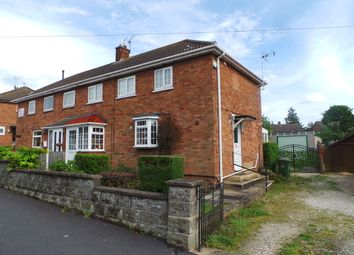 Thumbnail 3 bedroom semi-detached house for sale in Coningsby Road, Scunthorpe