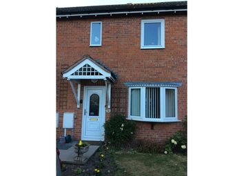 Thumbnail 2 bed town house for sale in 18 Crawshaw Close, Long Whatton, Loughborough, Leicestershire