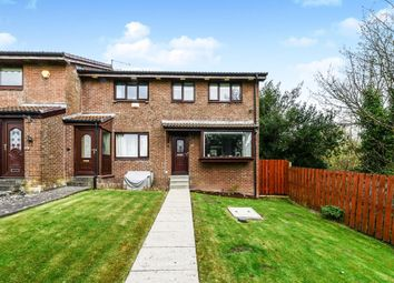 Thumbnail 3 bed end terrace house for sale in Oxhill Place, Dumbarton
