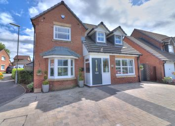 Thumbnail 5 bed detached house for sale in Blackhill Court, Glasgow