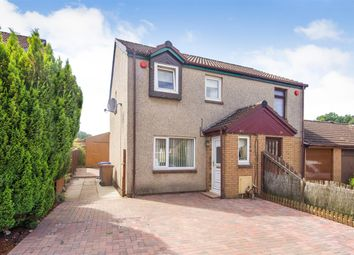 Thumbnail 3 bed semi-detached house for sale in Rowan Crescent, Falkirk