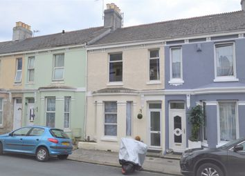 Thumbnail 3 bed terraced house to rent in York Terrace, Plymouth