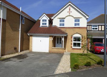 Thumbnail Detached house for sale in Kelbra Crescent, Frampton Cotterell, Bristol