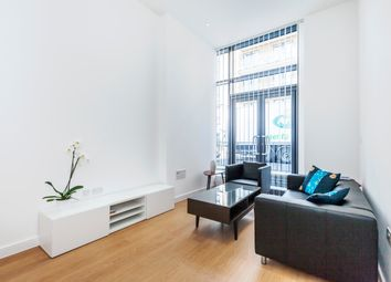 Thumbnail 2 bed flat to rent in Violet Road, Bow