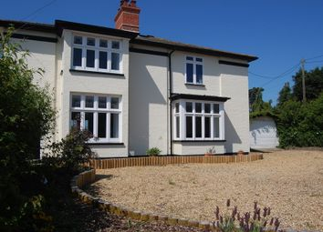 Thumbnail 3 bed detached house for sale in Aldeburgh Road, Aldringham, Leiston