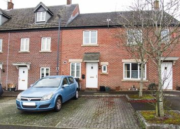 Thumbnail 2 bed terraced house for sale in Plucknett Row, Yeovil