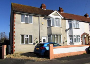 Thumbnail 4 bed end terrace house for sale in Station Road, Gosport