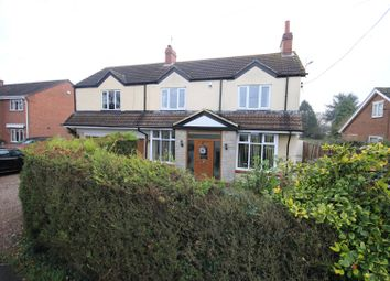 Thumbnail 5 bed detached house for sale in Park Lane, Blaxton, Doncaster