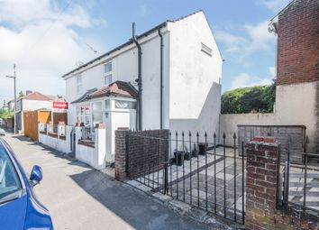 Thumbnail 2 bedroom terraced house for sale in Peveril Road, Southampton