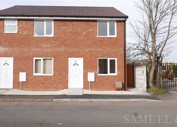 Thumbnail 2 bed semi-detached house to rent in Lane Street, Bilston