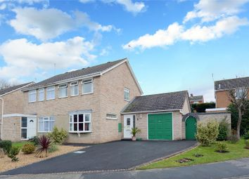Thumbnail 3 bed semi-detached house for sale in Tudor Road, Shrewsbury