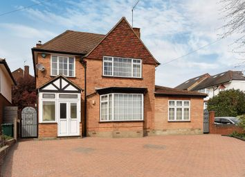 Thumbnail 4 bed detached house for sale in Tudor Road, Barnet