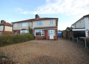 3 bed semi-detached house for sale in Middletons Lane, Hellesdon, Norwich NR6