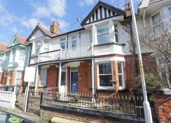 Thumbnail 4 bed terraced house for sale in Windsor Avenue, Margate