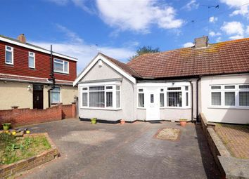 Thumbnail 2 bed semi-detached bungalow for sale in The Avenue, Hornchurch, Essex