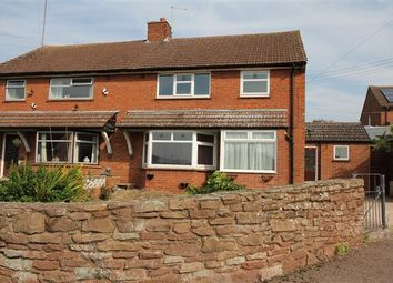 Thumbnail 3 bed semi-detached house for sale in Tump Lane, Much Birch, Hereford