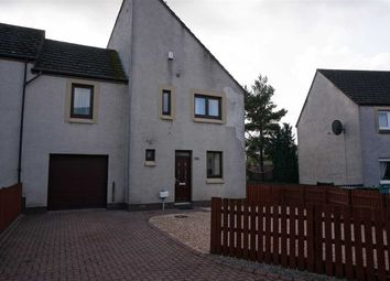Thumbnail 4 bed end terrace house for sale in Cairngorm Gardens, Eastfield, Cumbernauld