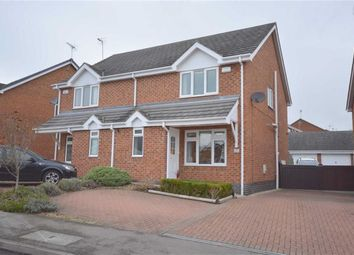 Thumbnail 3 bed semi-detached house for sale in St Davids Close, Codnor Park, Ironville
