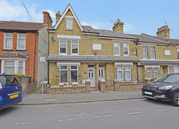 Thumbnail 3 bed end terrace house for sale in Kent Avenue, Ashford