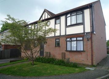 Thumbnail 1 bed flat to rent in Milton Road, Dunton Green, Sevenoaks