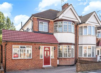 Thumbnail 4 bed end terrace house for sale in Dartmouth Road, Ruislip, Middlesex