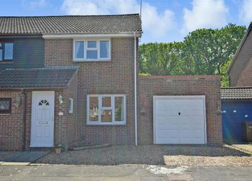 Thumbnail 2 bed semi-detached house for sale in Tay Close, Lords Wood, Chatham, Kent