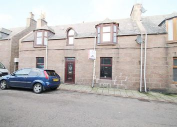 Thumbnail 4 bed terraced house for sale in 25, Gladstone Road, Peterhead Aberdeenshire AB421Lb