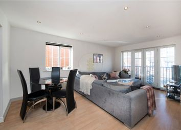 Thumbnail 2 bed flat for sale in Coleridge Way, Borehamwood, Hertfordshire