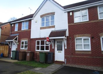 Thumbnail 2 bedroom terraced house for sale in Teal Grove, Wednesbury