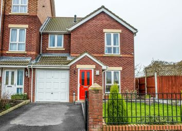 Thumbnail 3 bed end terrace house for sale in Banks Road, Liverpool